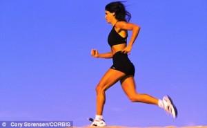 hands in running