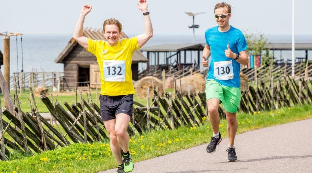 maratoni ettevalmistus